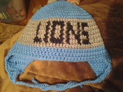 Lions Adult Size Winter Hat - Simple Crochet.jpg