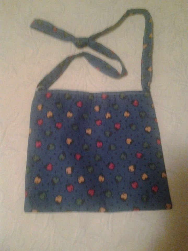 Small Blue Print Handbag - Simple Sewing.jpg