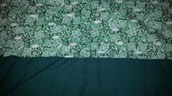 Medium Green Quilted Lap Blanket - Simple Sewing