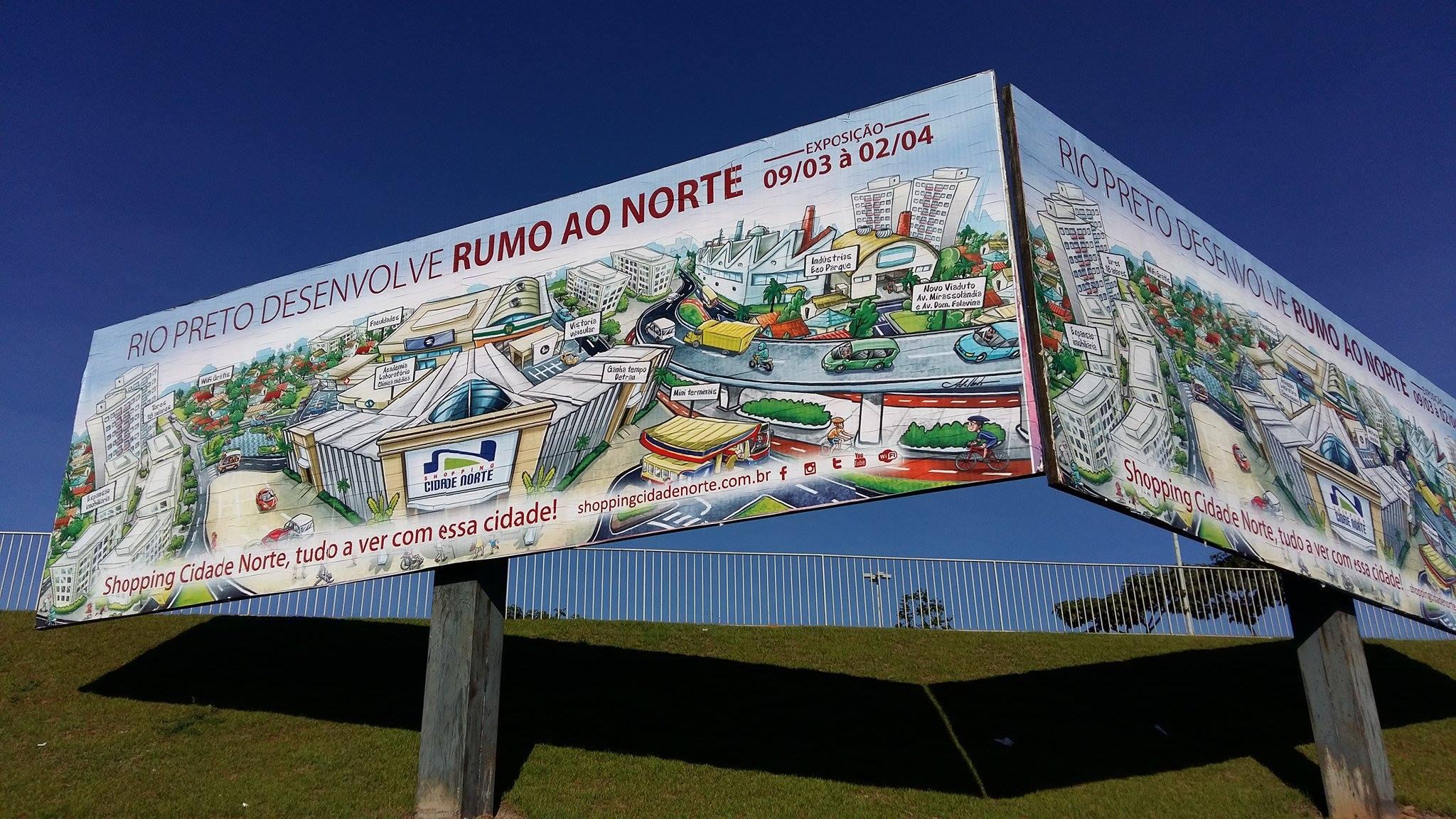 shopping_Cidade_Norte,_ilustração,_caricaturista,_ilustrador,_São_José_do_Rio_Preto,_Jundiai,_c