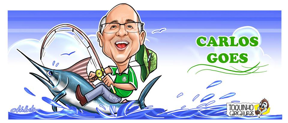 Caricaturas divertidas - Jundiai