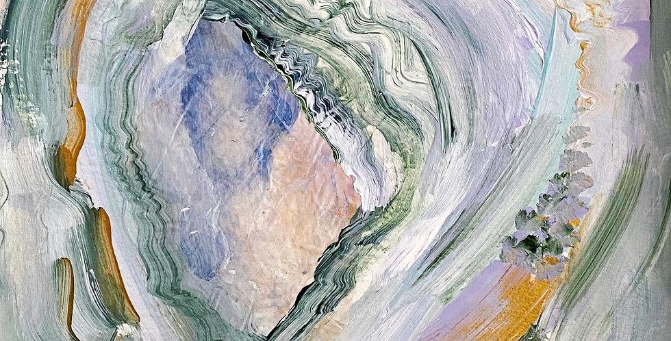 Portals 001 - Rainbow Fluorite
