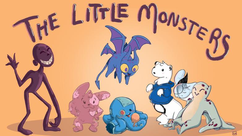 The Little Monsters Banner