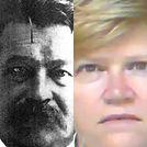 Adolf Leutgert and Larissa Shuster