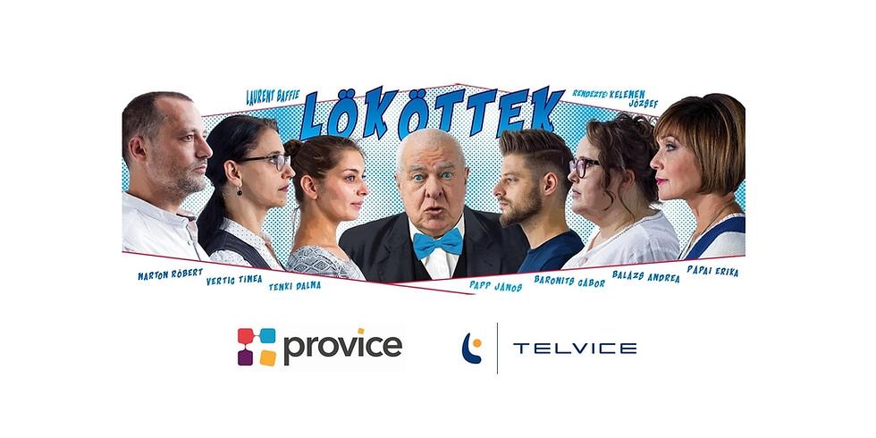 Provice - Telvice        Új évi Színház 2020.