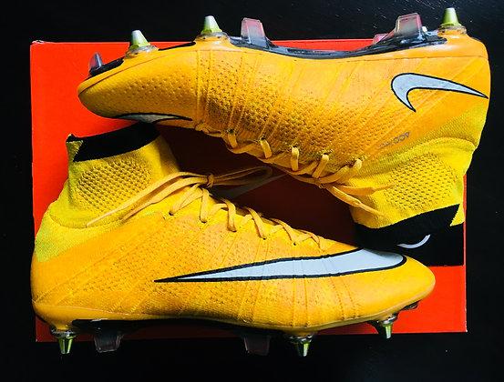 "Nike Mercurial Superfly IV ""Laser Orange"" UK 8 SG"