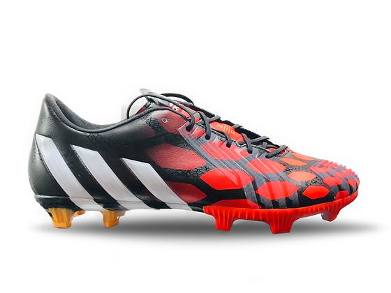 adidas Predator Instinct FG Black / Red / Running White