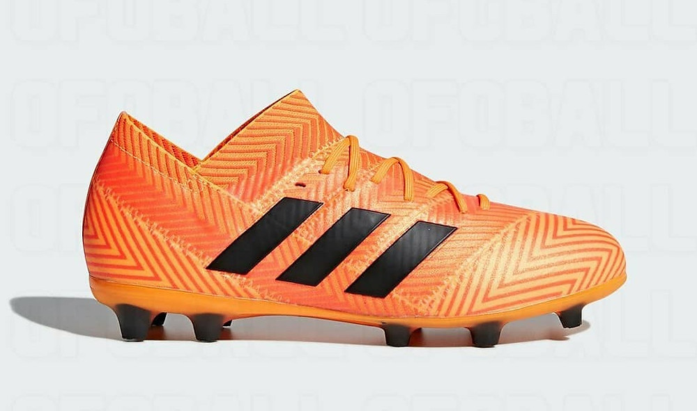 orange Nemeziz 18