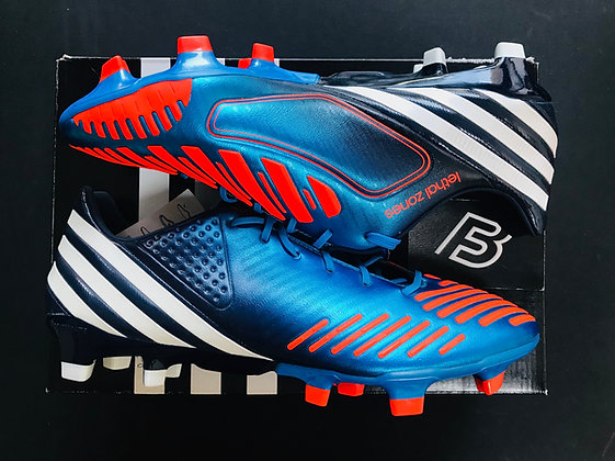 adidas Predator LZ TRX FG Boots - Blue-White-Infrared