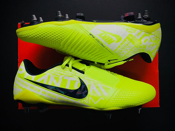 "Nike Phantom Venom - Volt / Black ""New Lights"" Pack SG Pro (non AC)"