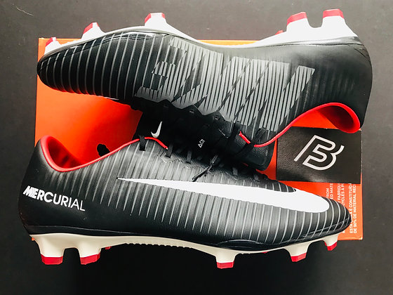 Nike Mercurial Vapor XI FG Pitch Dark - Black Red