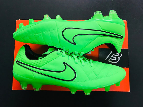 """Nike Tiempo Legend V """"Green Strike"""" FG"""