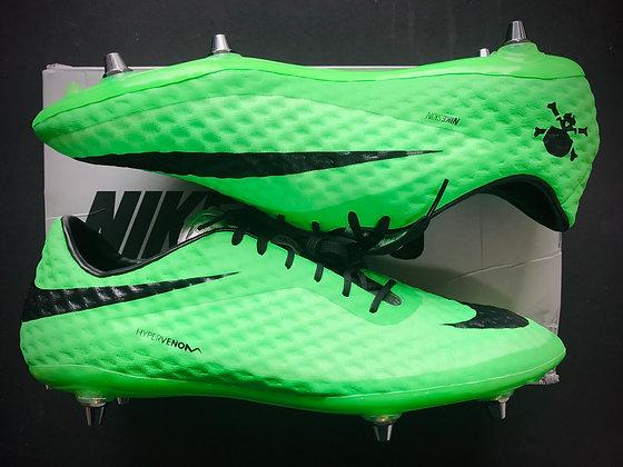 Nike Hypervenom Phantom I Neo Green SG Pro