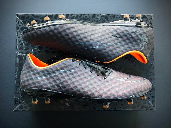 """Nike Hypervenom Phantom """"TRANSFORM"""" Black / Orange FG"""