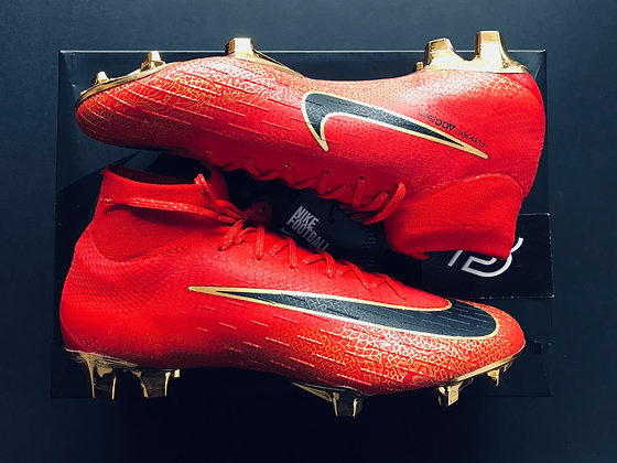 "Nike Mercurial Superfly 360 Elite ""CR7 China C罗 Edition"" - Size UK 8 FG"