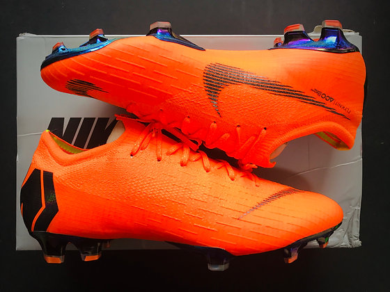 Nike Mercurial Vapor XII Elite - Total Orange / Black / White FG