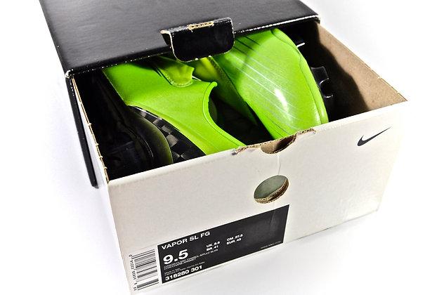Nike Mercurial Vapor SL FG Citron Size UK 8.5