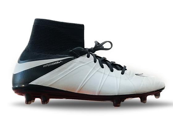 Nike Hypervenom Phantom II Leather - Light Bone / Black