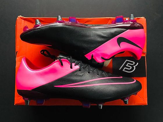 Nike Mercurial Vapor X Tech Craft Leather Hyperpink / Black SG