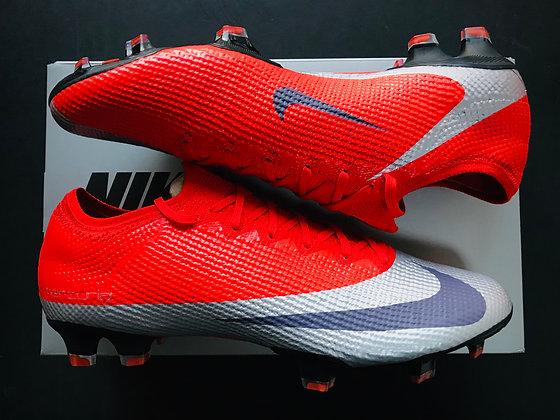 Nike Mercurial Vapor XIII Elite 'Future DNA' Max Orange / Metallic Silver FG
