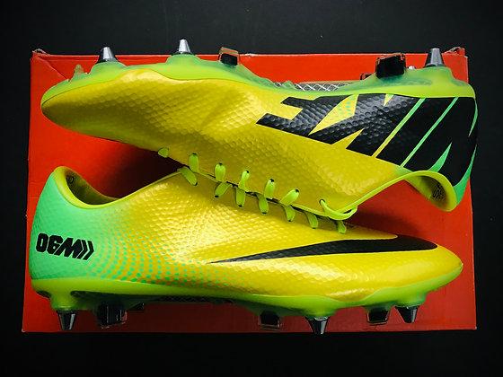 Nike Mercurial Vapor IX 06M R9 Samba Yellow SG Pro