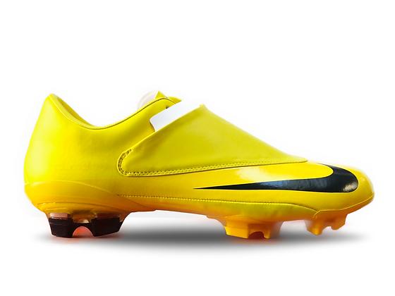 Nike Mercurial Vapor V FG Vibrant Yellow / Black / Gold