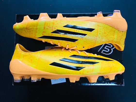 adidas F50 Adizero Messi Signature Solar Gold / Black FG