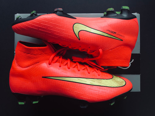 a8979f699 NIKE iD Mercurial Superfly 360 Elite Heritage 2014 Size UK 8.5 FG