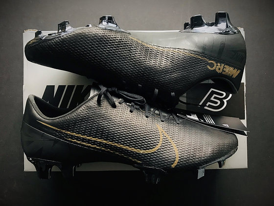 Nike Mercurial Vapor XIII Elite Tech Craft FG Black / Black Leather