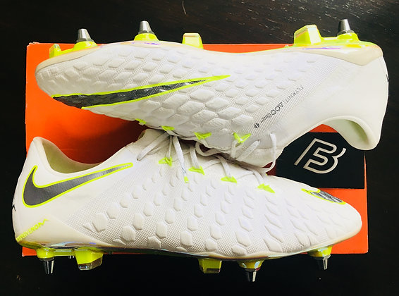 "Nike Hypervenom Phantom III Elite ""Just Do It"" World Cup Pack - SGPro Size UK 10"