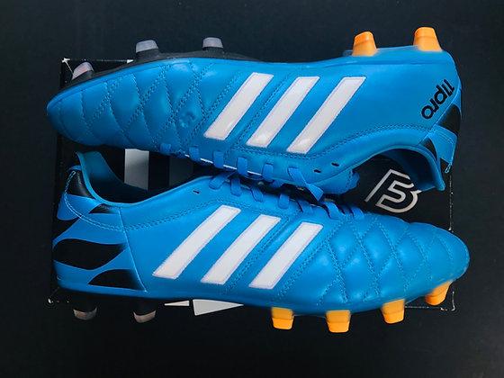 adidas Adipure 11Pro FG Solar Blue / Running White / Black