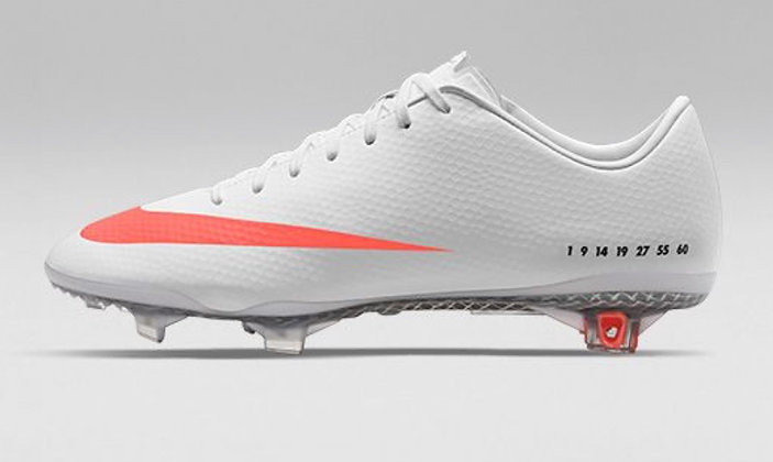 Nike Mercurial Vapor IX CR SE FG - UK Size 10