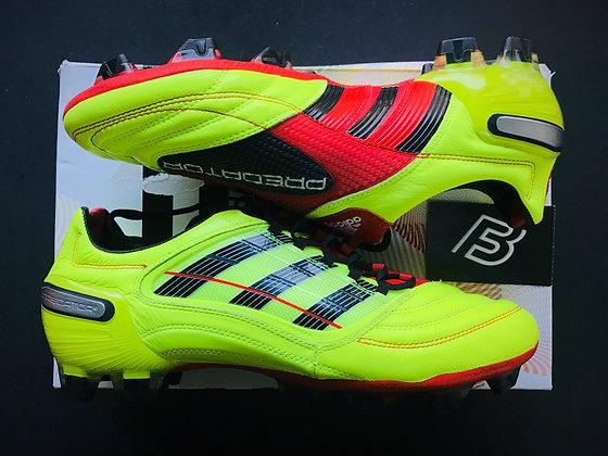 adidas Predator X TRX FG Electricity / Black / Poppy