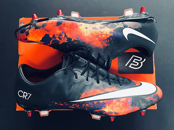 Nike Mercurial Vapor X SG – CR7 SAVAGE BEAUTY UK Size 12