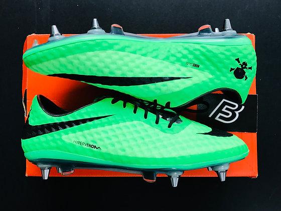 Nike Hypervenom Phantom I Neo Green SG UK 7.5