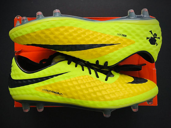 Nike Hypervenom Phantom FG Vibrant Yellow / Black / Volt Ice