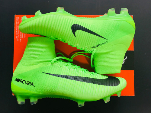 2c54b1fe2 Nike Mercurial Superfly V FG Radiation Flare - Electric Green - Various  Sizes