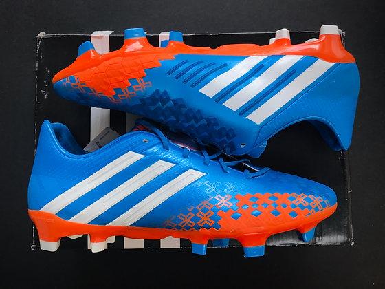 adidas Predator LZ TRX FG Blue / Orange /Running White