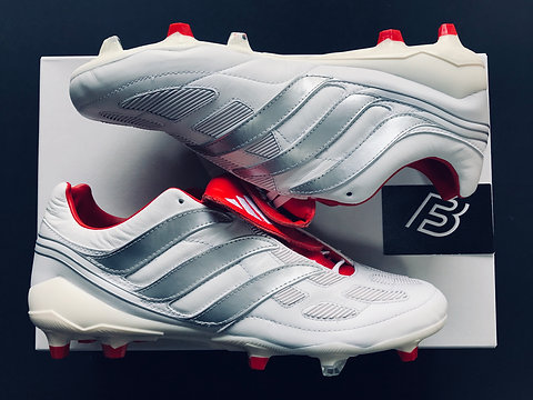 Originals X Predator Fg in Zidane White Precision Db Beckham