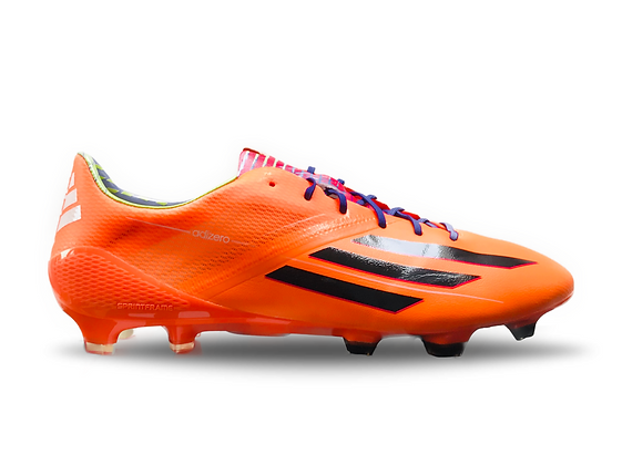 adidas F50 Adizero Solar Zest / Black TRX FG
