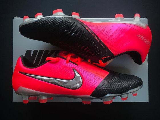 """Nike Phantom Venom Elite """"Future Lab"""" Laser Crimson / Metallic Silver FG"""
