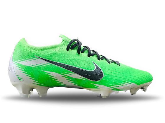 Nike Mercurial Vapor 360 Elite FG Naija Premium iD - Green / White