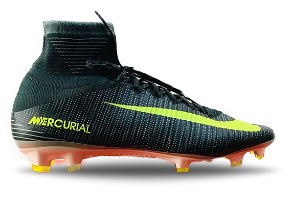 Nike Mercurial Superfly V CR7 Chapter 3: Discovery FG - Seaweed/Volt