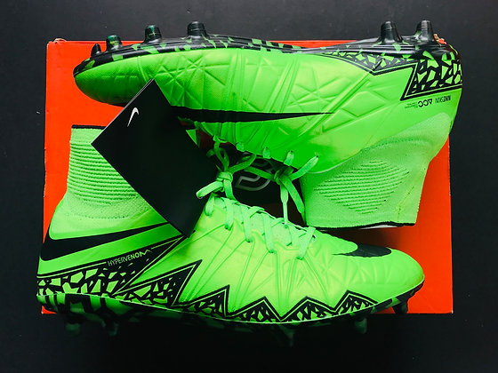 Nike Hypervenom Phantom II Lightning Storm Pack FG Green Strike