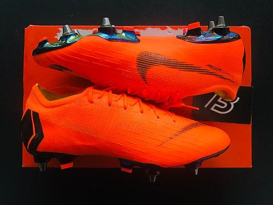Nike Mercurial Vapor XII Elite - Total Orange / Black / White SG PRO