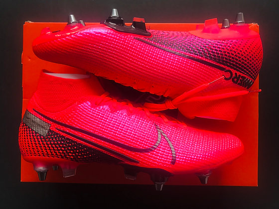 Nike Mercurial Superfly 7 Elite SG-PRO Future Lab Laser Crimson / Black