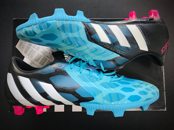 adidas Predator Instinct Champions League FG Solar Blue / White / Black