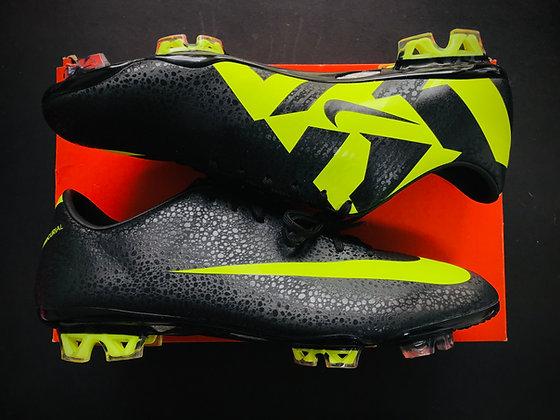 Nike CR Mercurial Vapor VII Black/Volt/Dark Shadow Safari FG