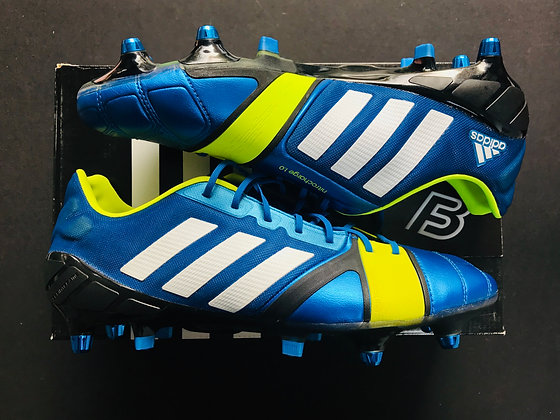 adidas Nitrocharge 1.0 Blue Beauty / Running White / Electricity SG