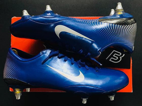 Nike Mercurial Vapor III R9 Racer Blue / White - UK Size 10 SG